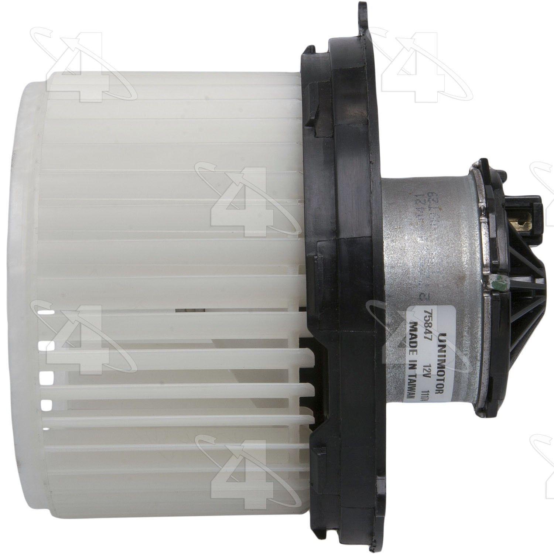 Four Seasons//Trumark 75809 Blower Motor with Wheel